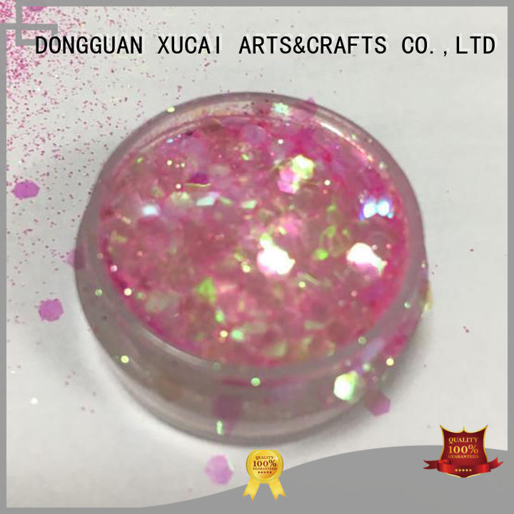 professional festival face glitter powder for face and body decoration XUCAI