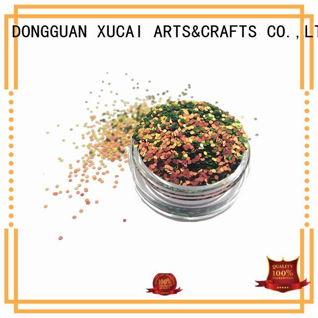 Xucai powder uv glitter maker for art
