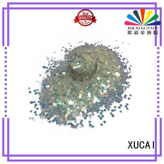 powder festival cosmetic chunky glitter XUCAI