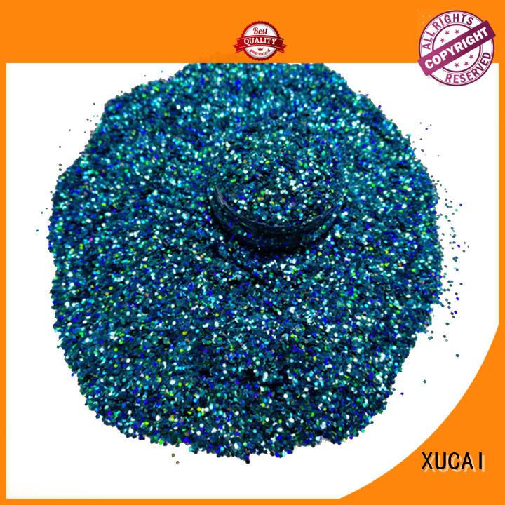 holographic nail powder colors powder face XUCAI Brand company