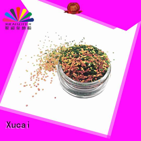 Xucai uv glitter maker for art