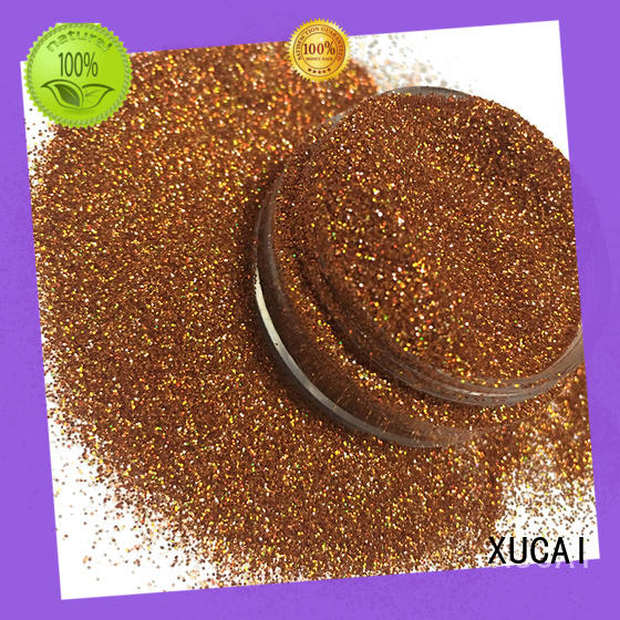 XUCAI eco friendly material holographic glitter bulk manufacturer for body
