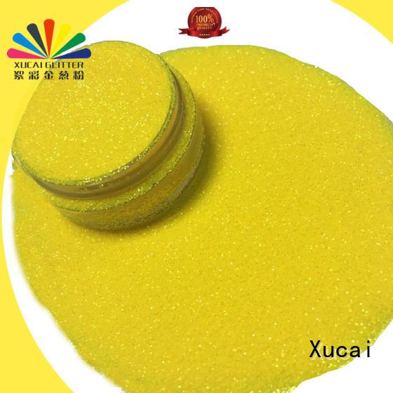 Xucai christmas rainbow body glitter supplier for christmas crafts