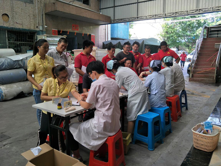 XUCAI-The Annual Health Check-up | Info Center