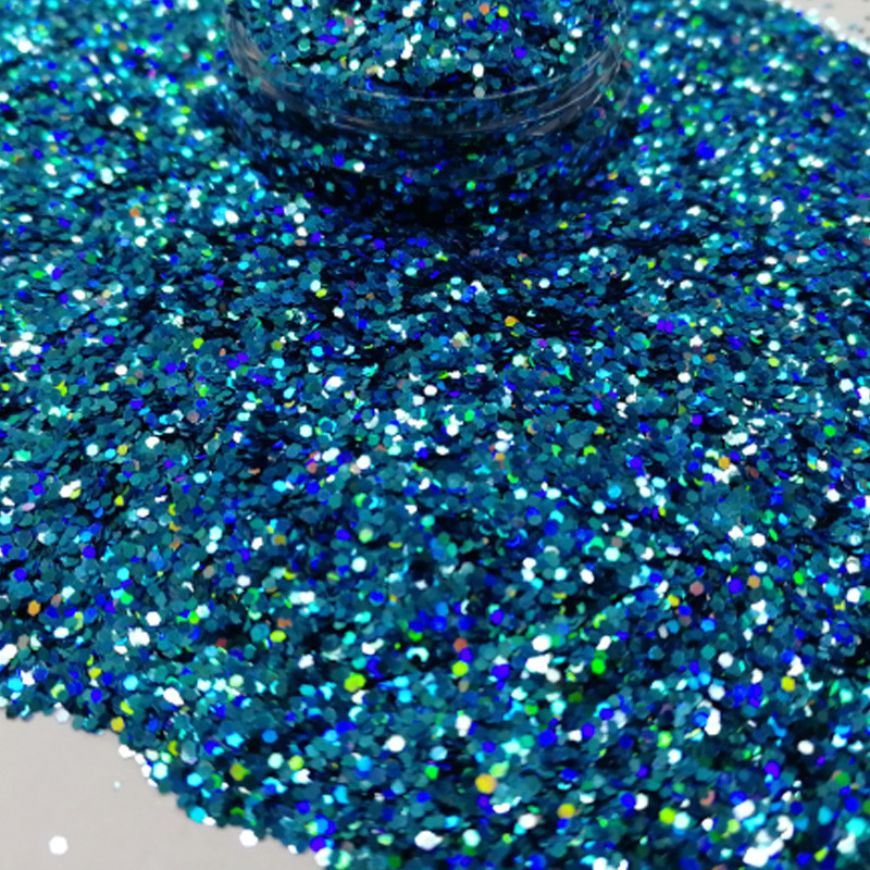 XUCAI-Wholesale New Colors Holographic Cosmetic Glitter, Laser Glitter-5
