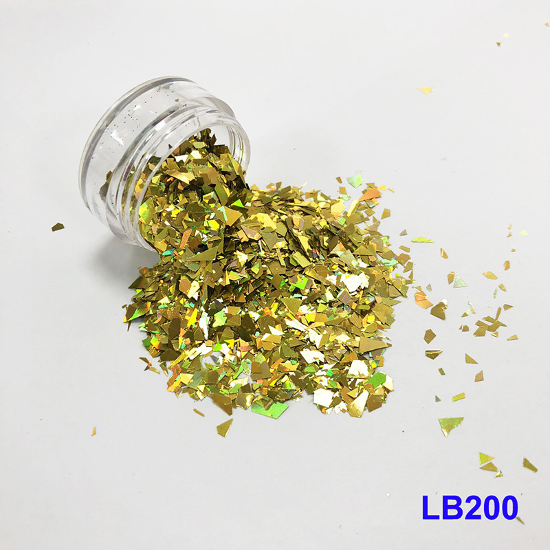 XUCAI-Wholesale Bulk Glitter Powder Eco Friendly Material Holographic-5
