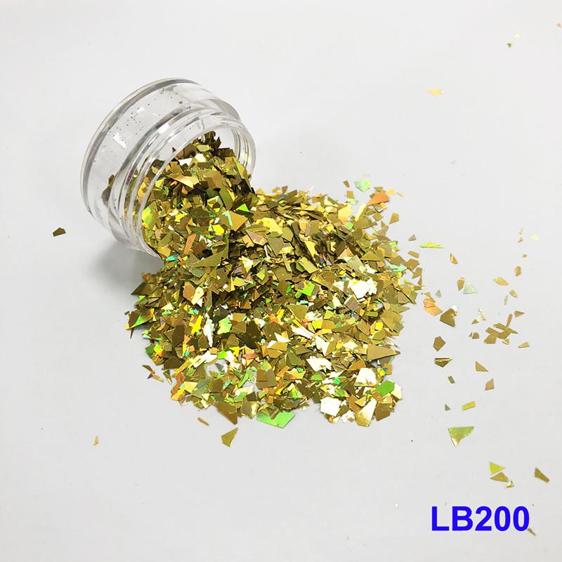 XUCAI-Wholesale Bulk Glitter Powder Eco Friendly Material Holographic-5