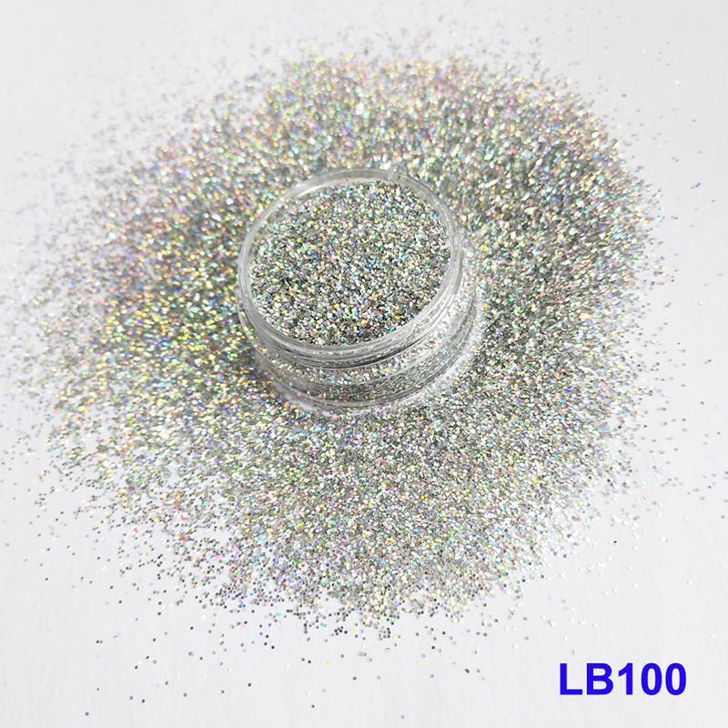 holographic nail powder fashion cosmetic Warranty XUCAI