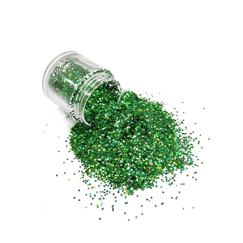 Supply new sparkle 1mm festival glitter powder for body