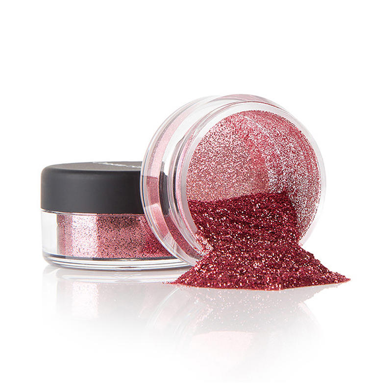 Bulk Colorful Ployester cosmetic glitters B0306