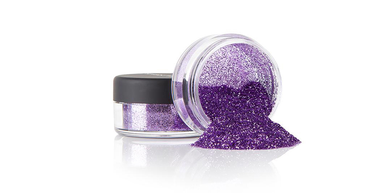 XUCAI-Glitter Powder, Colorful Eco-friendly Cosmetic Face Glitter B0808