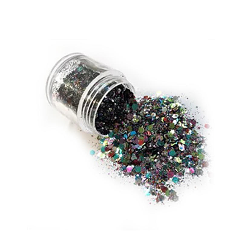 Wholesale Metallic Glitters for decorations B0100