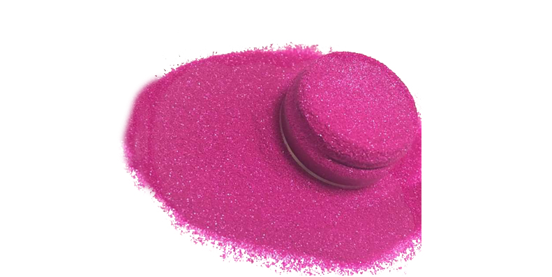 XUCAI-Glitter Powder Safe Cosmetic Glitter For Body Art Pearl Fluorescent Pink