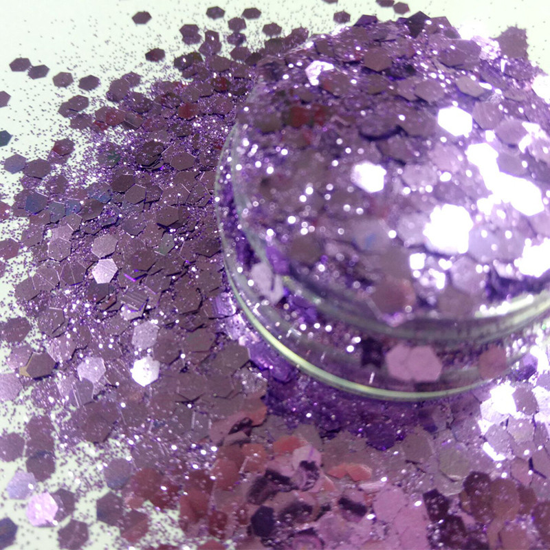 XUCAI-Bulk Polyester Cosmetic Chunky Glitter Powder | Chunky Glitter-2
