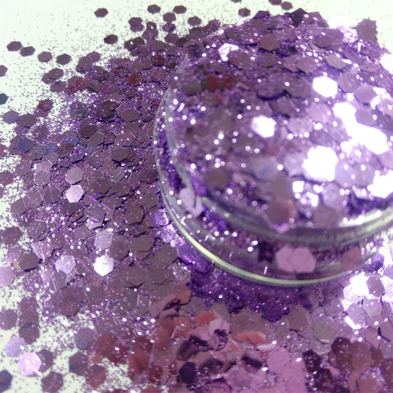 XUCAI-Bulk Polyester Cosmetic Chunky Glitter Powder | Chunky Glitter-3