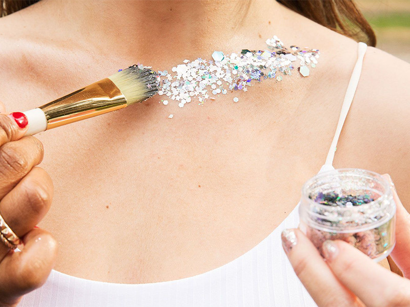 XUCAI-Bulk Polyester Cosmetic Chunky Glitter Powder | Chunky Glitter-8