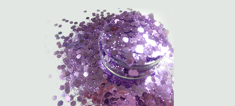 XUCAI-Manufacturer Of Chunky Glitter Makeup Bulk Polyester Cosmetic Chunky Glitter