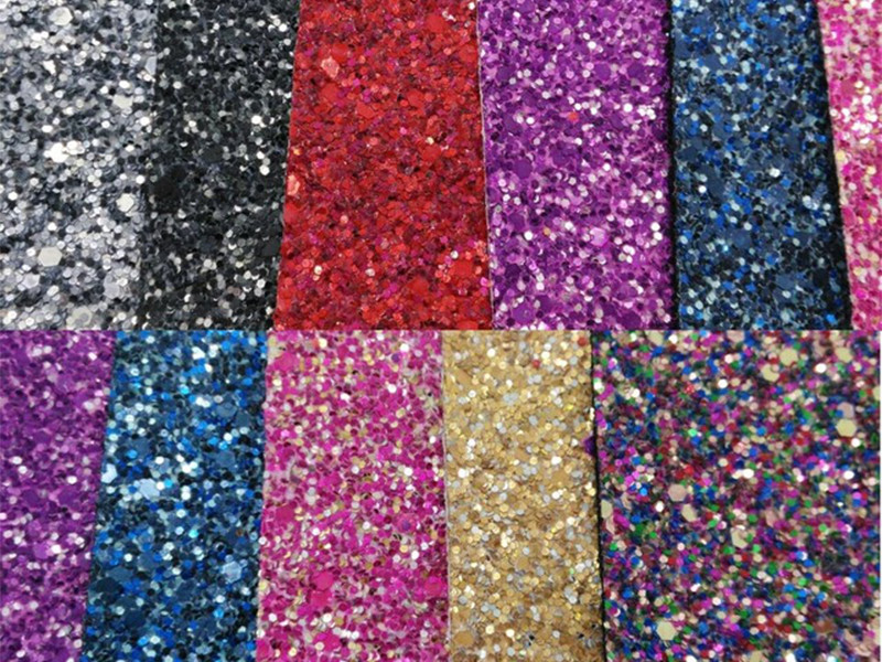XUCAI-High-quality Multi-color Mixed Cosmetic Chunky Glitter Cg41-5