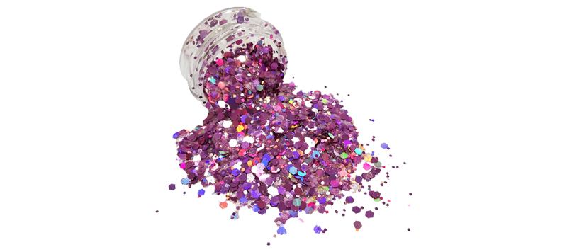 XUCAI-High-quality Multi-color Mixed Cosmetic Chunky Glitter Cg41