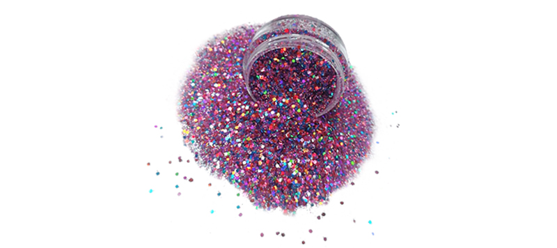 XUCAI-High-quality Supply Polyester Cosmetic Chunky Glitter Powder