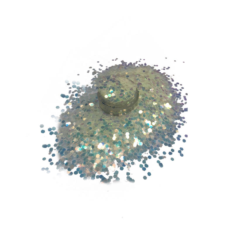 Wholesale PET chunky glitter for cosmetic CG5