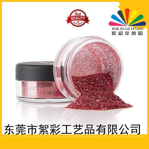 metallic glitters powder ployester cosmetic Brand metallic glitters