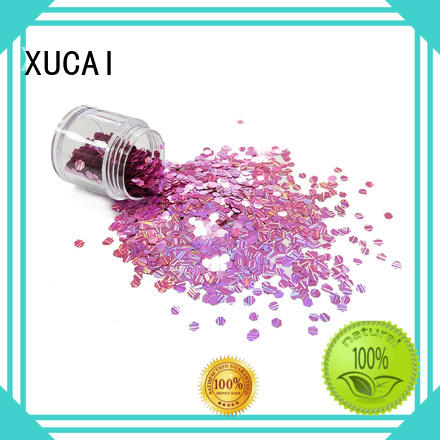 XUCAI Brand decoration holographic glitter body factory