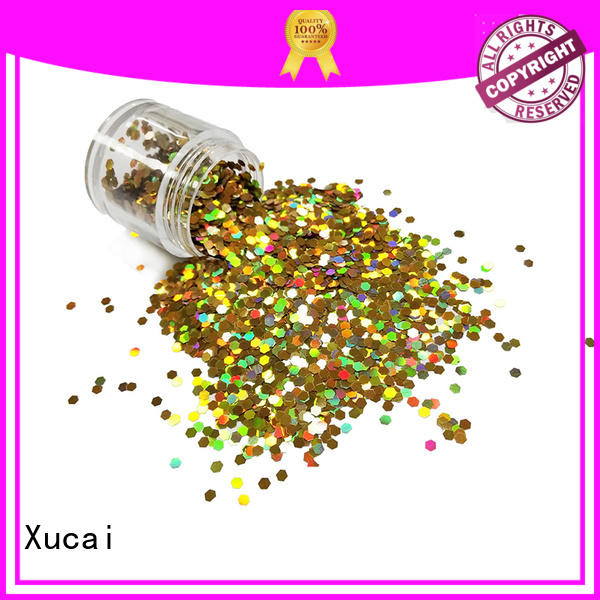glitters supplier for crafts Xucai