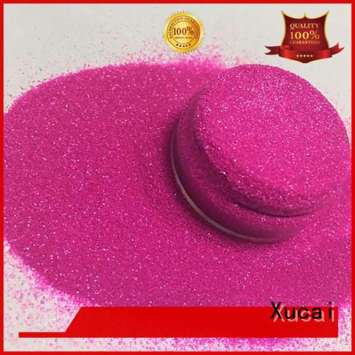 Xucai neon glitter powder type for nail