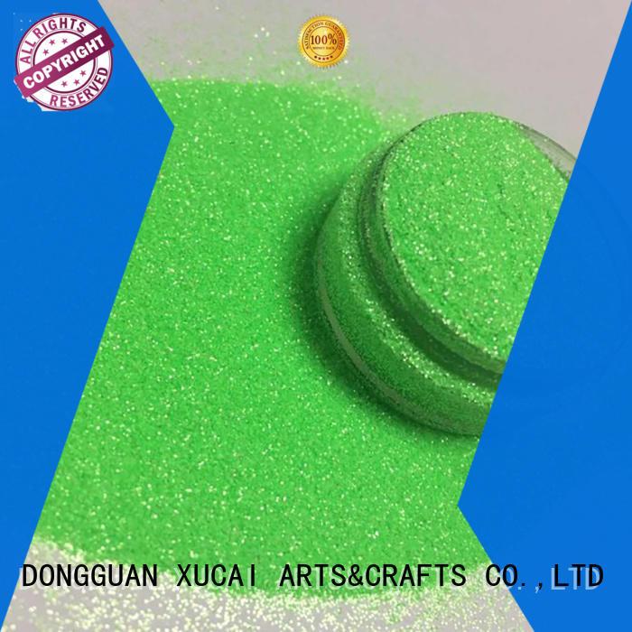 Xucai craft glitter supplier for arts
