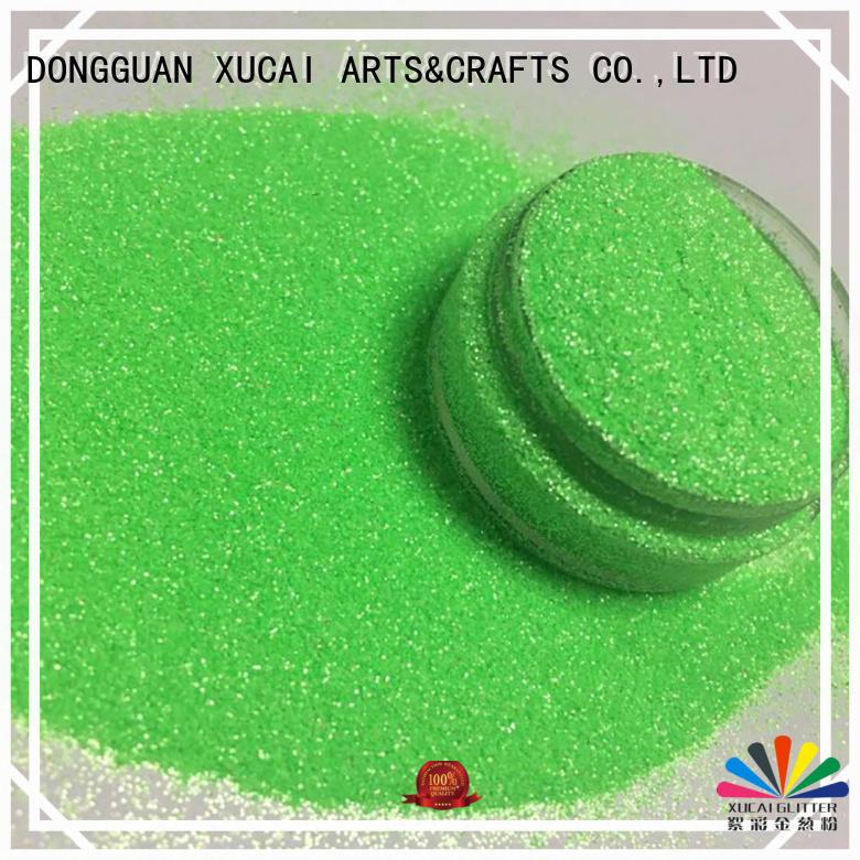Xucai pearl neon glitter eyeshadow powder for craft