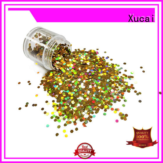 star holographic glitter powder supplier for body