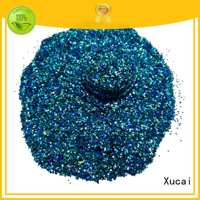 Xucai eco friendly material glitter online for christmas decoration