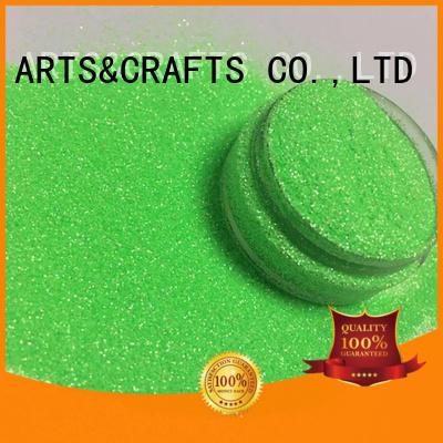 polyester body neon glitter fluorescent XUCAI company