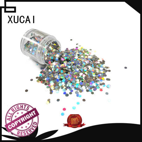 high quality wholesale glitter professional for arts XUCAI