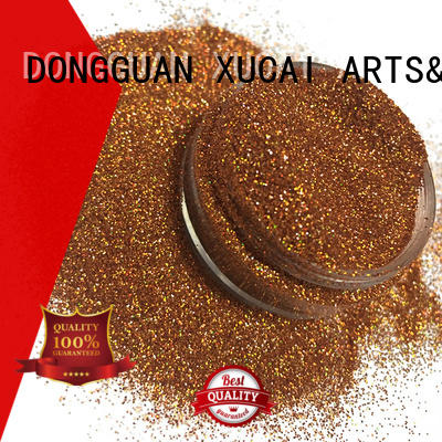 super product holographic nail powder XUCAI manufacture