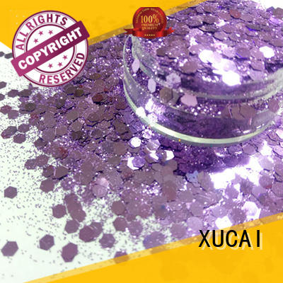 XUCAI pet craft glitter professional for cosmetic