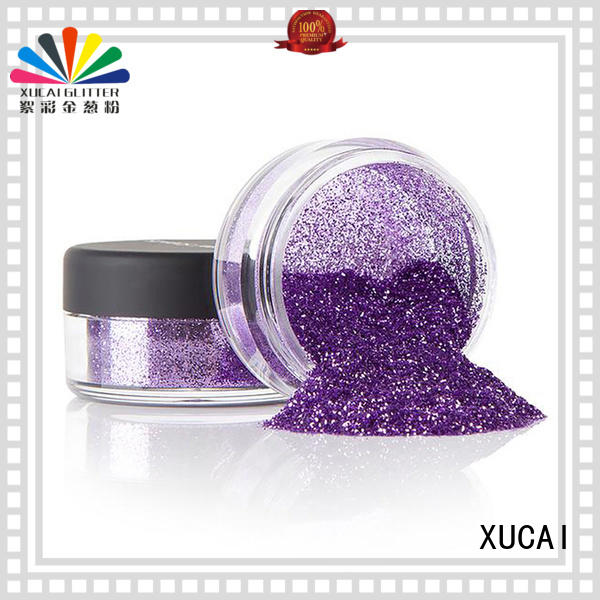 metallic glitters powder ecofriendly decorations XUCAI Brand metallic glitters