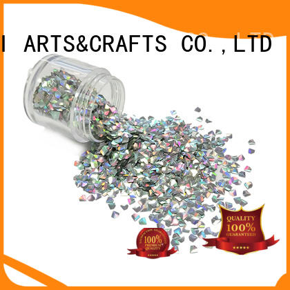 diamond color shifting glitter crafts factory price for art
