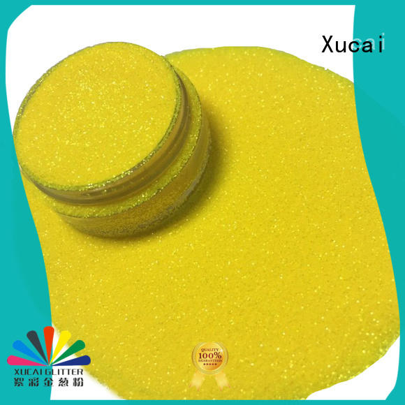 Xucai craft glitter type for christmas craft decoration