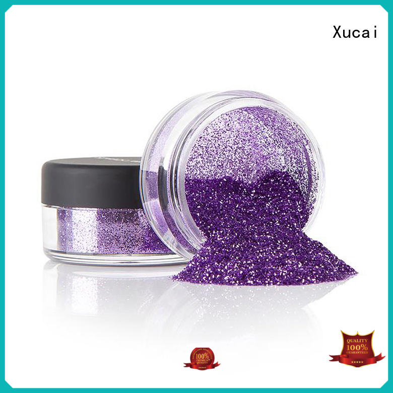 heavy colorful glitter cosmetic manufacturer for decoration