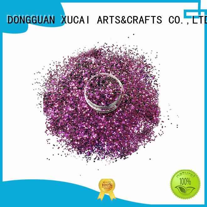 shifting glitter arts and crafts for craft XUCAI
