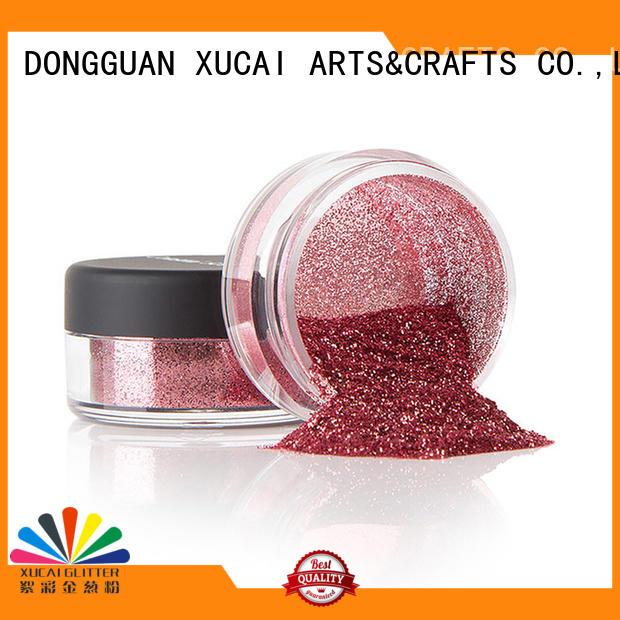 Xucai glitter metal comprar for decoration