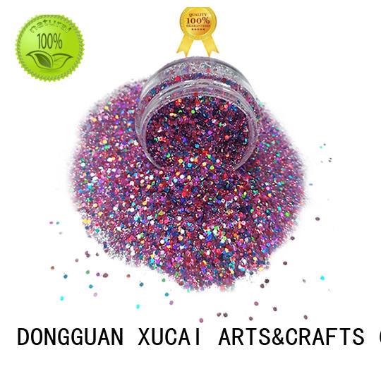 chunky glitter vans bulk chunky glitter XUCAI Brand