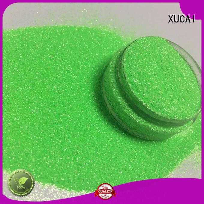 chunky glitter for body XUCAI