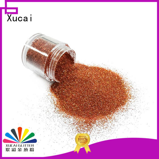 Xucai polyester metallic glitters powder for paper printing
