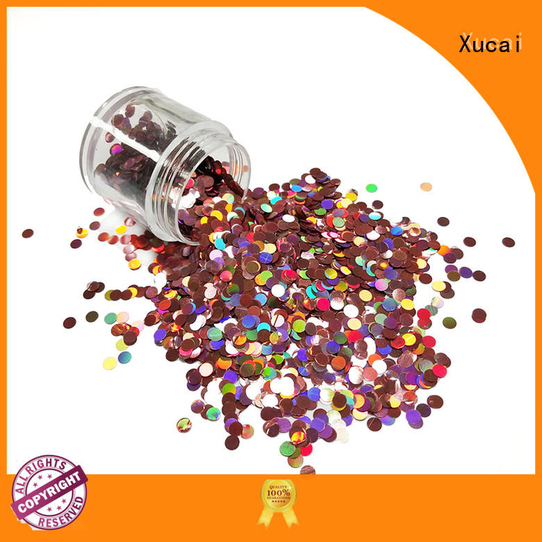 Xucai popular fine holographic glitter supplier for crafts
