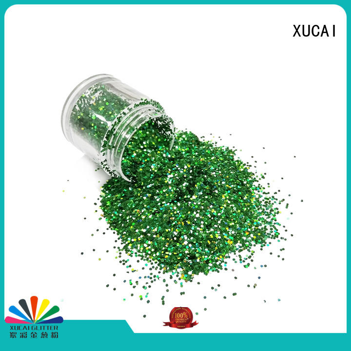 XUCAI customized glitter dust manufacturer for arts