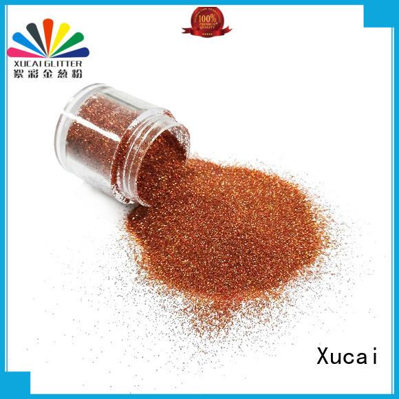 Xucai heavy glitter metal heat resistance for decoration
