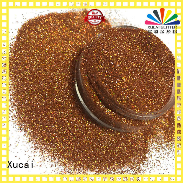 Xucai holographic powder supplier for arts